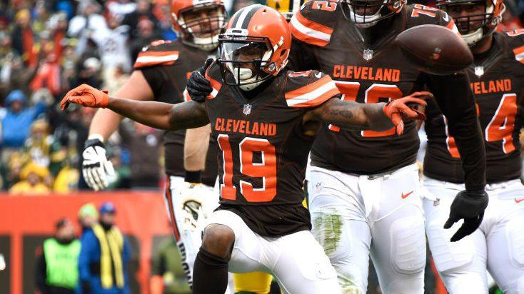 Corey Coleman signs with Patriots