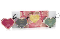 """<p>Your mother will feel relaxed — and her skin will be glowing — after using these delicious-smelling body wash-infused buffers. As an added bonus, each heart-shaped sponge is adorned with a word that best describes moms: Proud, strong, and loving.</p> <p><strong>$40, <a href=""""https://shareasale.com/r.cfm?b=1255254&u=1772040&m=83323&urllink=spongelle%2Ecom%2Fcollections%2Fmothers%2Dday%2Dgift%2Dsets%2Fproducts%2Ffor%2Dmy%2Dmom%2Dgift%2Dset%2D1&afftrack=EWMothersDayGiftGuideBKaplan0421"""" rel=""""nofollow noopener"""" target=""""_blank"""" data-ylk=""""slk:spongelle.com"""" class=""""link rapid-noclick-resp"""">spongelle.com</a></strong></p> <p><strong>*Use discount code EWEEKLY20 for 20% off sitewide</strong></p>"""