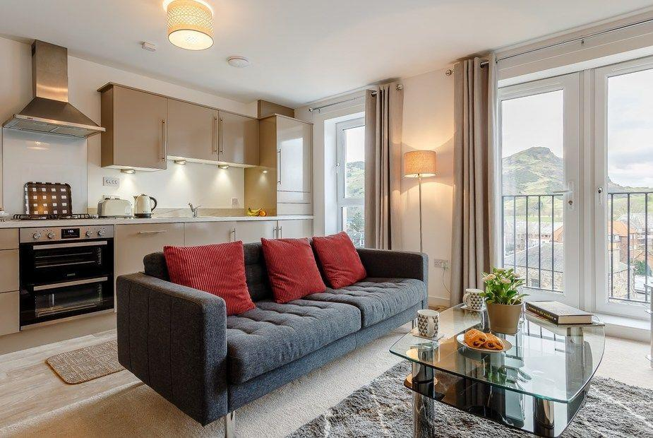 "<p>This gorgeous penthouse with views is the perfect base for city centre exploring with the Cold Town House just a 30-minute walk or 10-minute drive away. Within walking distance of Edinburgh's Royal Mile too, you can enjoy a historic stroll into the city before returning to the open-plan apartment, fit with cosy furnishings that make for the ideal resting spot.</p><p>Sleeping up to four guests, why not bring the family along to enjoy the spectacular views of Arthur's Seat, Holyrood, and sea views over the Firth of Forth estuary?</p><p><a class=""link rapid-noclick-resp"" href=""https://go.redirectingat.com?id=127X1599956&url=https%3A%2F%2Fwww.snaptrip.com%2Fproperties%2Funited-kingdom%2Fscotland%2Fedinburgh%2Fedinburgh-apartment-p0alee%3Fcheck_in_on%3D26-03-2021%26nights%3D3&sref=https%3A%2F%2Fwww.redonline.co.uk%2Ftravel%2Finspiration%2Fg35898470%2Foutdoor-drinking-dining-staycation-ideas%2F"" rel=""nofollow noopener"" target=""_blank"" data-ylk=""slk:CHECK AVAILABILITY"">CHECK AVAILABILITY</a></p>"