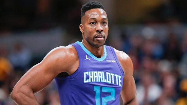 The Hornets have reportedly traded Dwight Howard to the Nets for Timofey Mozgov, according to Yahoo Sports's Shams Charania.