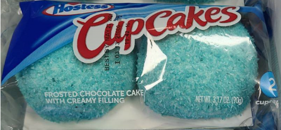 Hostess SnoBall recall