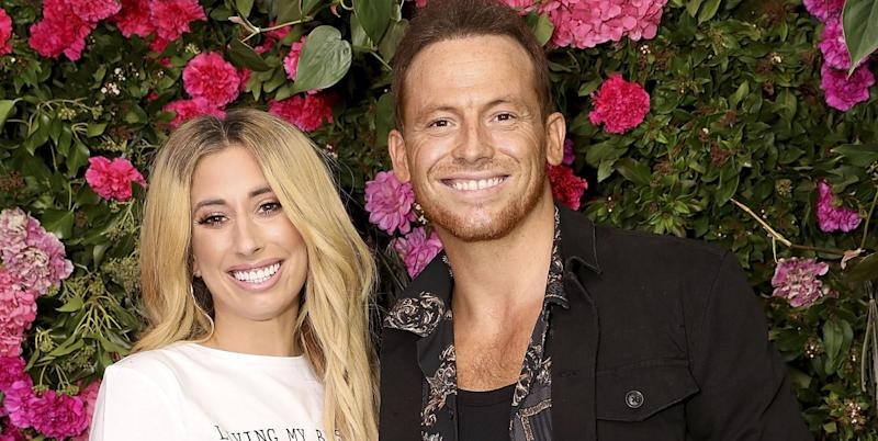 Joe Swash wants to do more Celebrity Gogglebox with Stacey Solomon