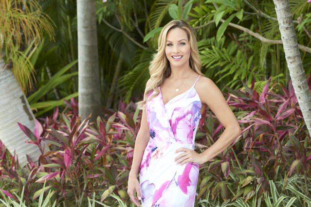 Clare Crawley (pictured during Season 2 of <em>Bachelor in Paradise</em>) will be the oldest <em>Bachelorette</em> star. (Photo: Bob D'Amico/Walt Disney Television via Getty Images)