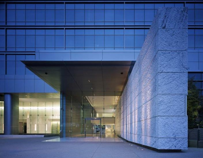 """Creative Artists Agency headquarters in Century City. <span class=""""copyright"""">(Benny Chan / Fotoworks / CAA)</span>"""