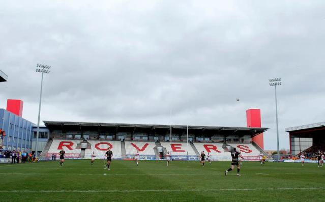 Challenge Cup Fifth Round - Hull Kingston Rovers v Leigh Centurions