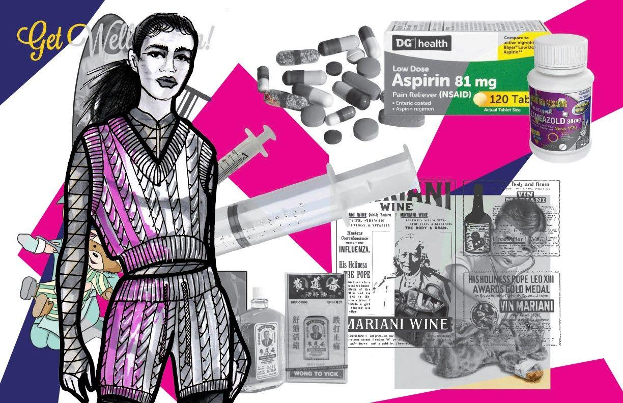 """<p>""""For FW20, Private Policy reveals the dark side of the American pharmaceutical industry.""""</p>"""