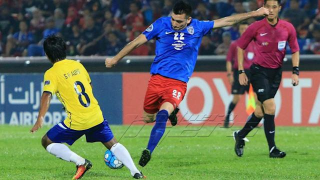 JDT's decision to promote Gabriel Guerra is proving to be the right call after the Argentine's good performances for the Southern Tigers thus far