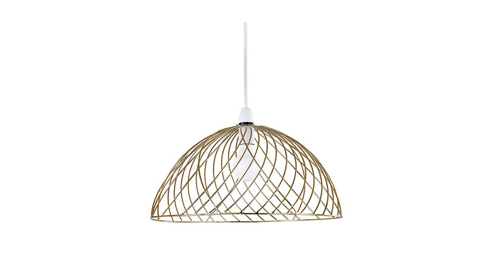 Metal Weaves Easy-Fit Pendant