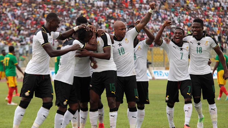 Ayew reiterates Ghana's desire to end Africa Cup of Nations woes in Egypt