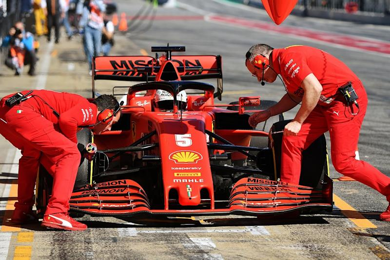 F1 teams approve cost cap, aero handicap changes