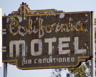 Hotel in Merced, Ca. | Photo: Flickr: David Gallagher