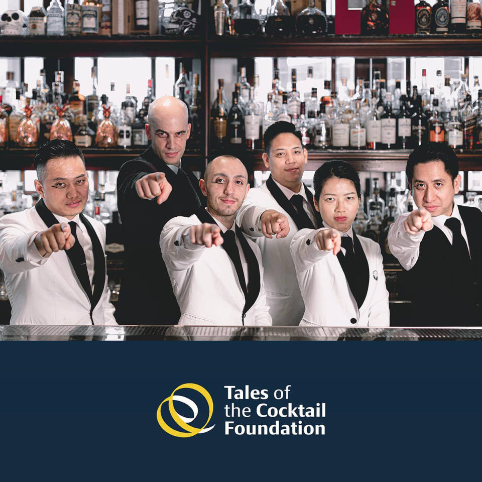 2020年,龍蝦吧團隊入選Tales of the Cocktail Foundation的10 Best International Hotel Bars。