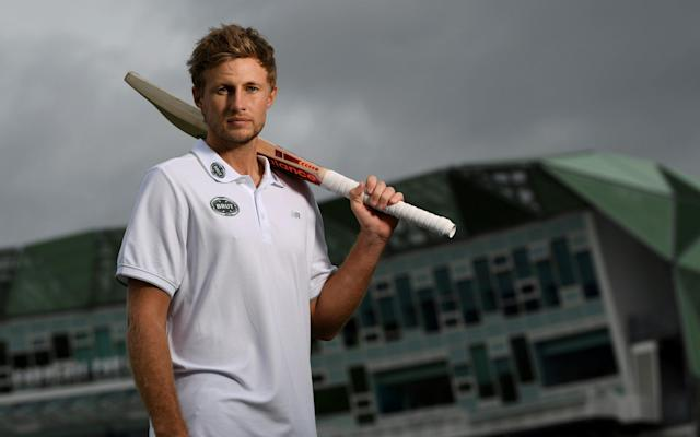 <span>Joe Root at an event with BRUT</span> <span>Credit: Getty Images </span>