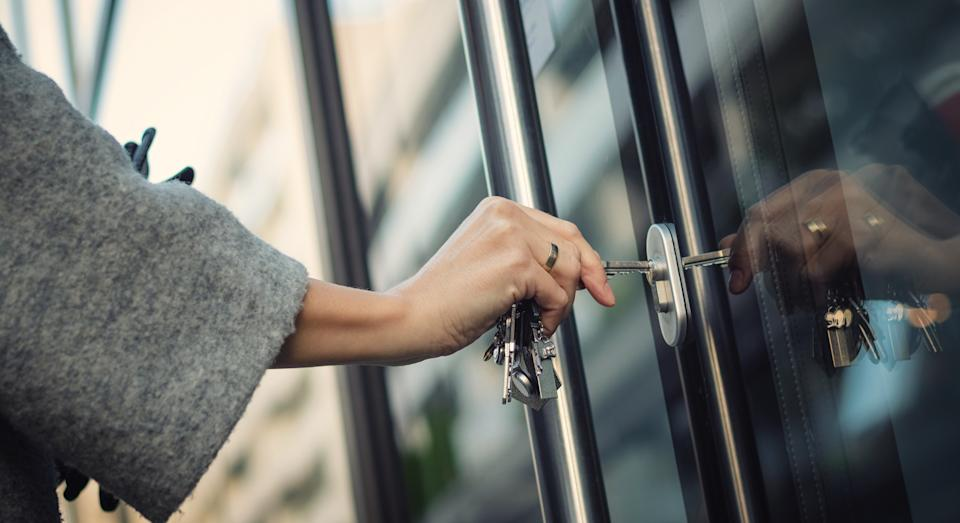 A TikTok user has warned how holding your keys the wrong way could actually hurt you in the event of an attack. (Getty Images)