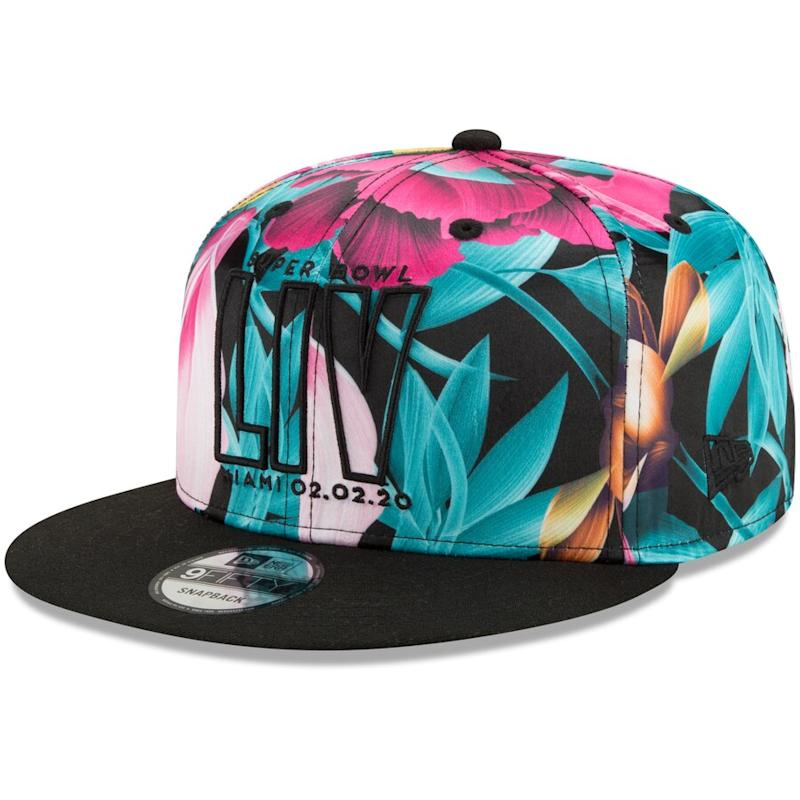 Super Bowl LIV Adjustable Snapback Hat