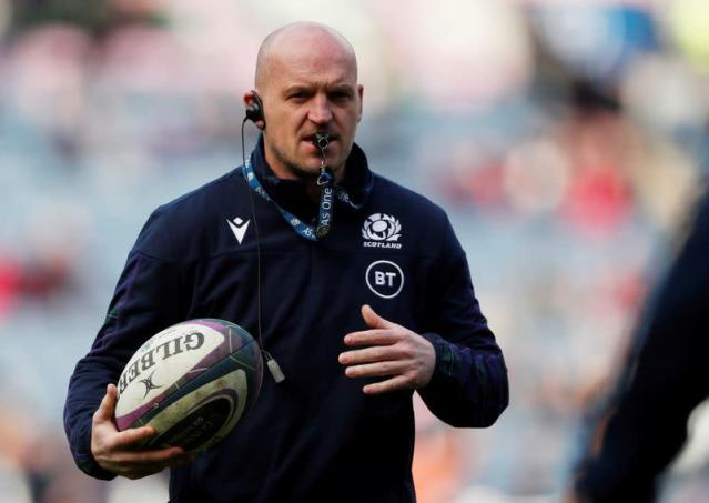 FILE PHOTO: Six Nations Championship - Scotland v France