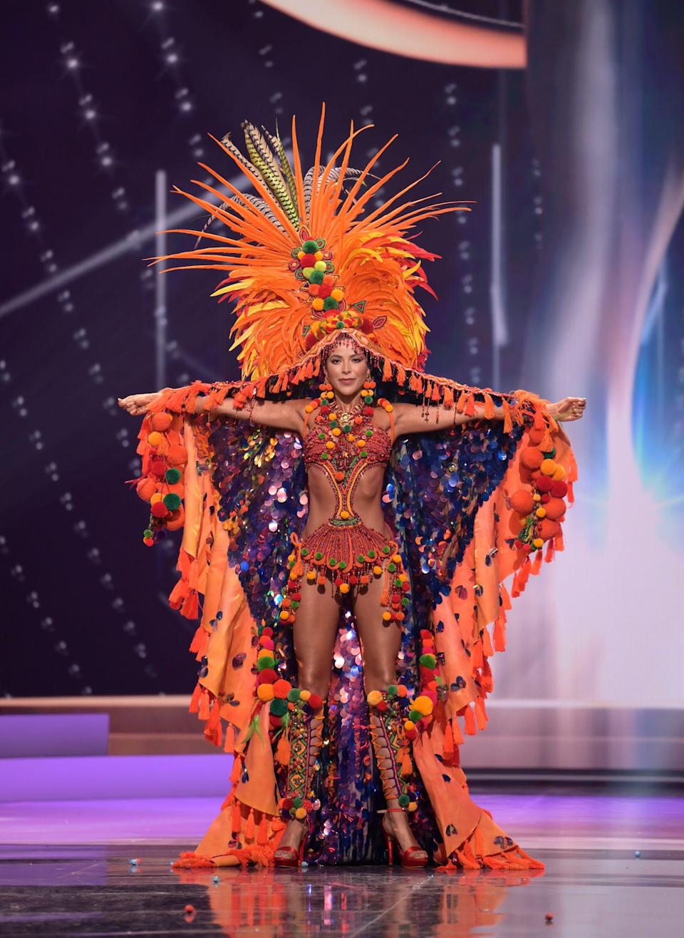 Miss Colombia National Costume Show 2021