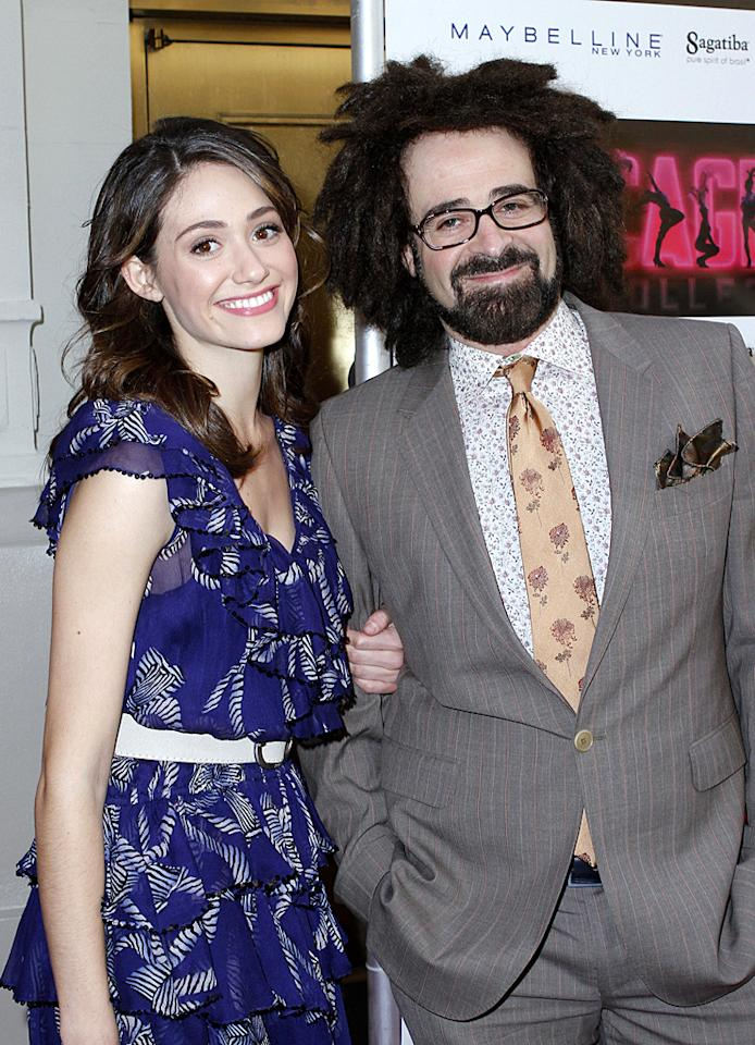 Emmy Rossum, Adam Duritz