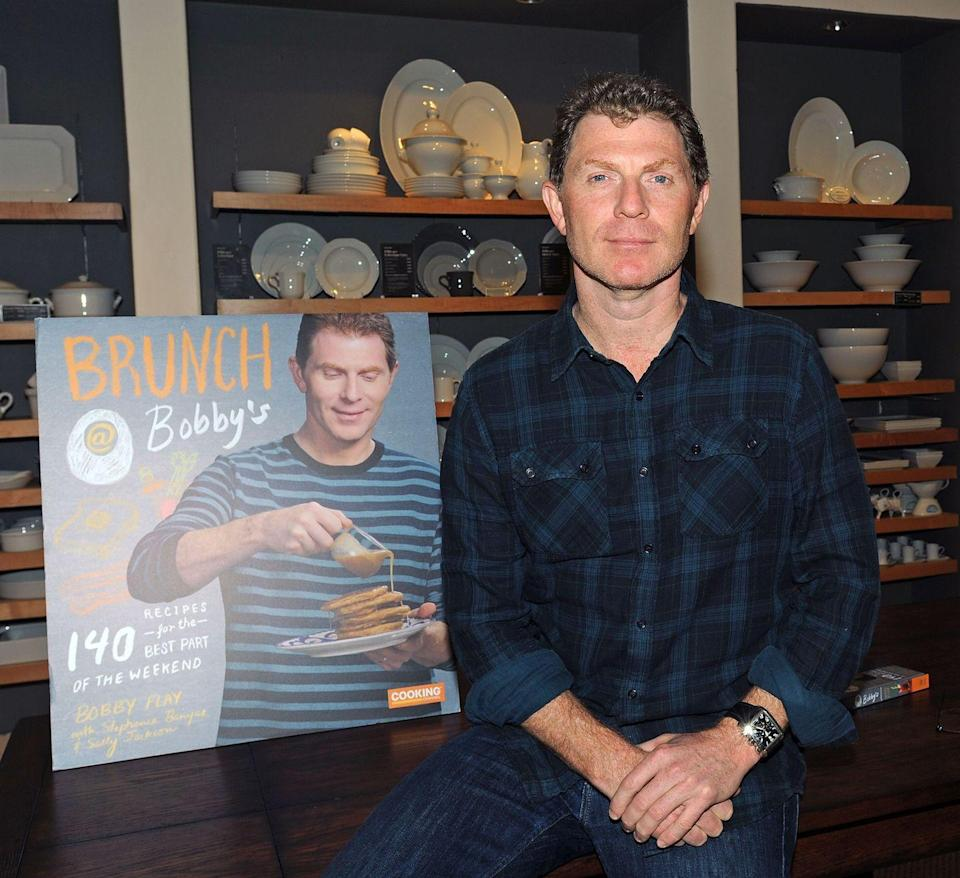 <p>Forget going out to eat for brunch—Bobby Flay teaches viewers how to make an impressive spread at home on this show. The chef is <em>super</em> passionate about this meal, and it's impossible to turn it off mid-episode, so plan accordingly.</p>