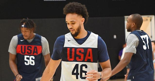 Derrick White appears primed to make the final Team USA roster