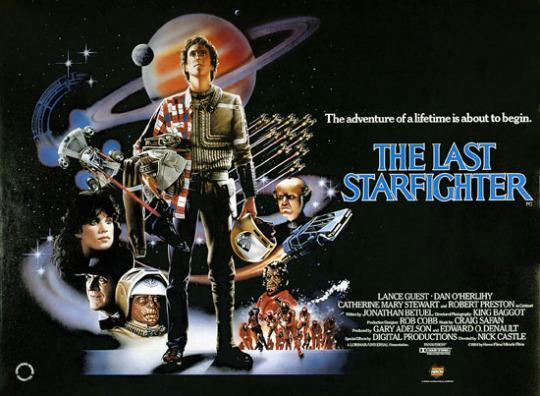 Image result for last starfighter