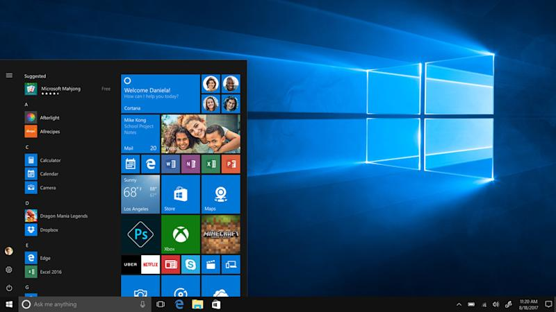 Windows 10: Download des Creators Update steht bereit