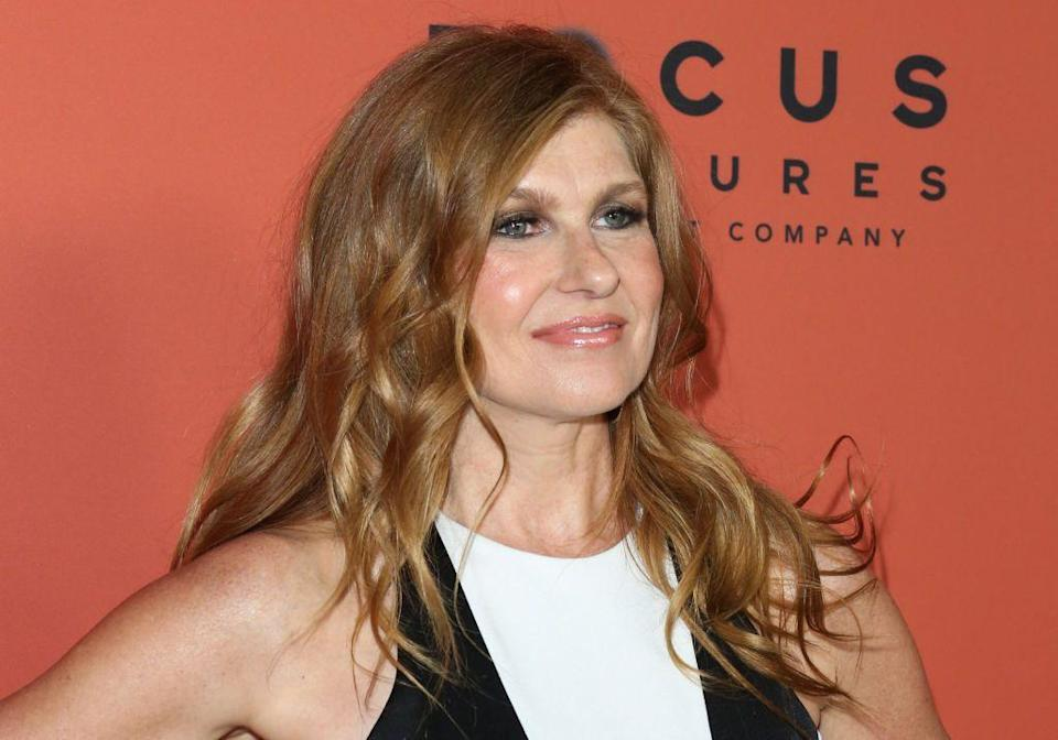 """<p>""""I do want to say there are so many women out there who are <a href=""""http://www.usmagazine.com/celebrity-news/news/connie-britton-as-a-single-mom-i-have-no-sex-life-2012186"""" rel=""""nofollow noopener"""" target=""""_blank"""" data-ylk=""""slk:single moms"""" class=""""link rapid-noclick-resp"""">single moms</a>, really not by choice, and doing it and making it work every day. I think it's becoming much more a part of our culture and I hope that it will become more accepted and that those women are going to be more and more appreciated, respected and supported."""" </p>"""