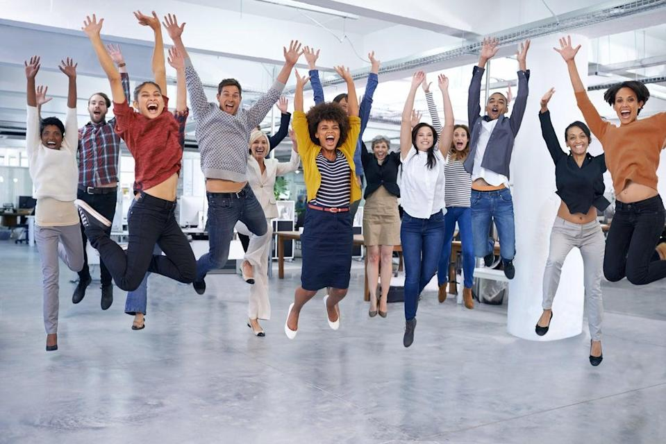 <p>Our staff have reported feeling less stressed and pressured by work and life demands, and they are more energised and much better rested</p> (Getty)