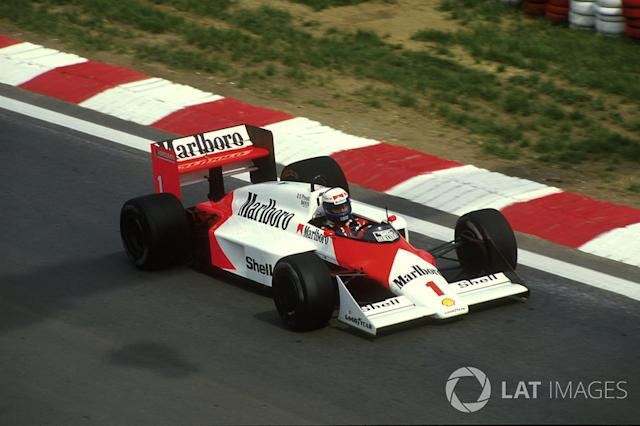 "1987: McLaren-Porsche MP4/3 <span class=""copyright"">Sutton Motorsport Images</span>"