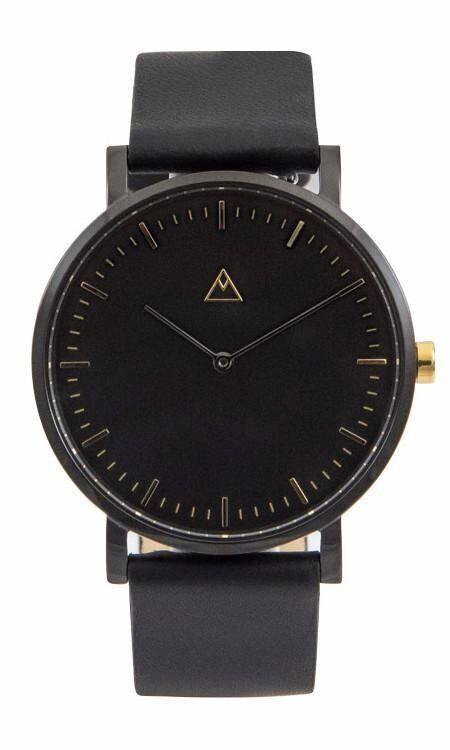 """Medium The Intro Watch, $60. Available at <a href=""""https://www.mediumwatches.com/collections/the-intro-40mm"""" target=""""_blank"""" rel=""""noopener noreferrer"""">Medium Watches</a>."""