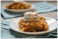 """<p>It wouldn't be a list of fall classics if pumpkin didn't make an appearance. If you've got dinner covered but prefer a sweet treat, whip up this pumpkin dump cake. It's a nice change from the traditional pumpkin pie, but it won't make you feel like you're cheating on fall. <i>(Photo/recipe via <a href=""""http://www.365daysofcrockpot.com/slow-cooker-pumpkin-dump-cake/"""" rel=""""nofollow noopener"""" target=""""_blank"""" data-ylk=""""slk:365 Days of Slow Cooking"""" class=""""link rapid-noclick-resp"""">365 Days of Slow Cooking</a>)</i></p>"""