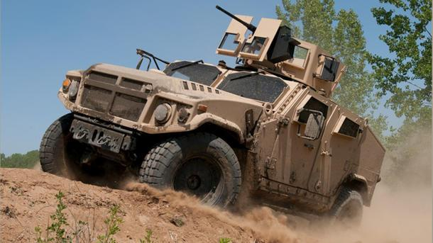 U.S. Army names three finalists to replace the Humvee in $5 ...