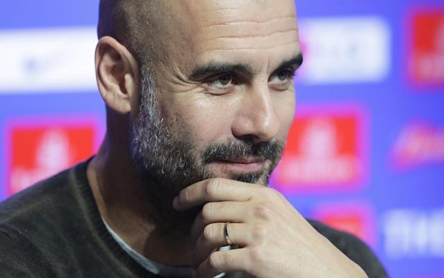 Pep Guardiola has praised Tottenham and Liverpool as teams after his own heart - Manchester City FC