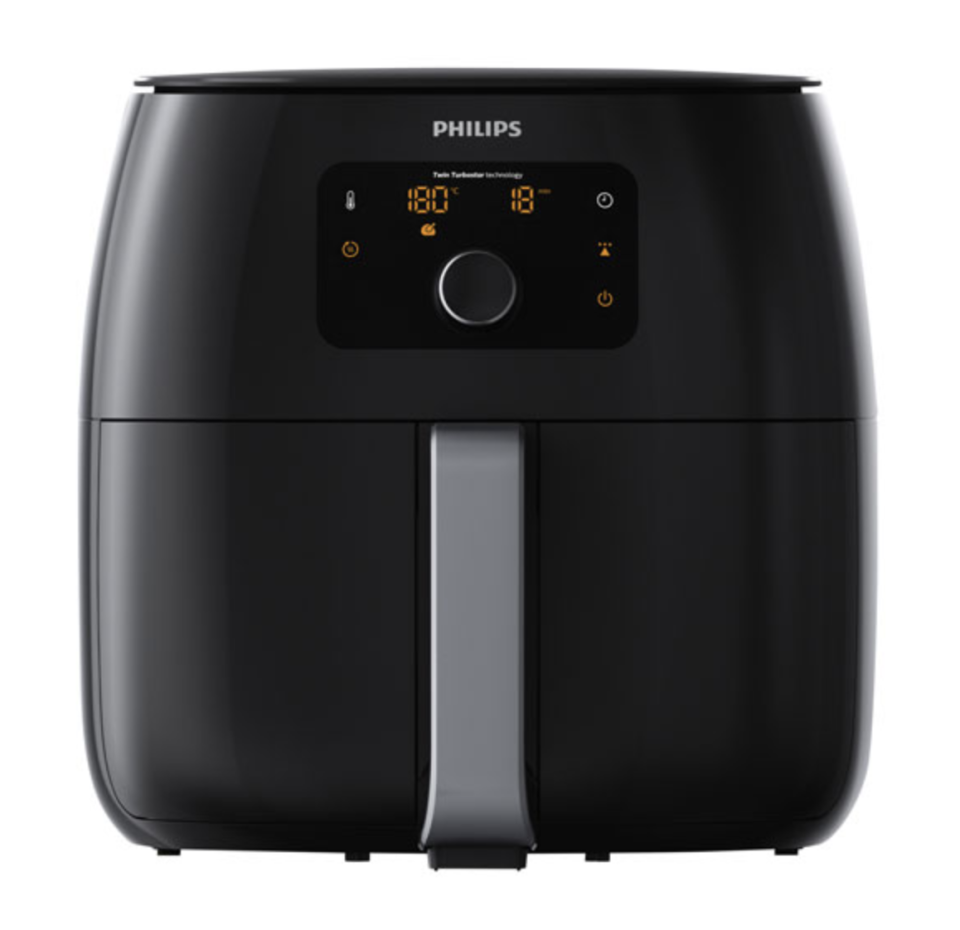 Philips Twin TurboStar XXL Digital Air Fryer  (Image via Best Buy Canada).