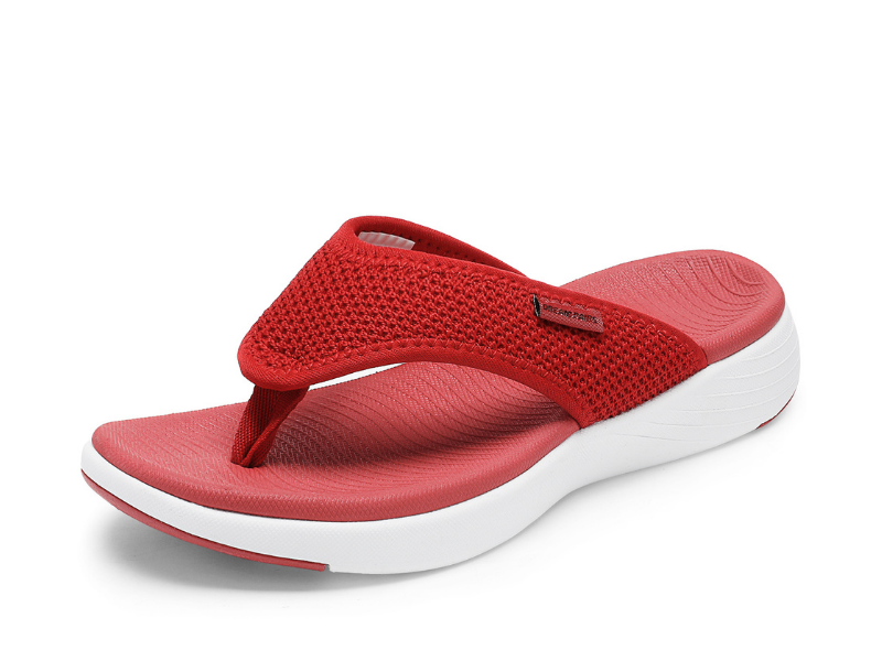 The footwear equivalent of a lush spa robe. (Photo: Walmart)