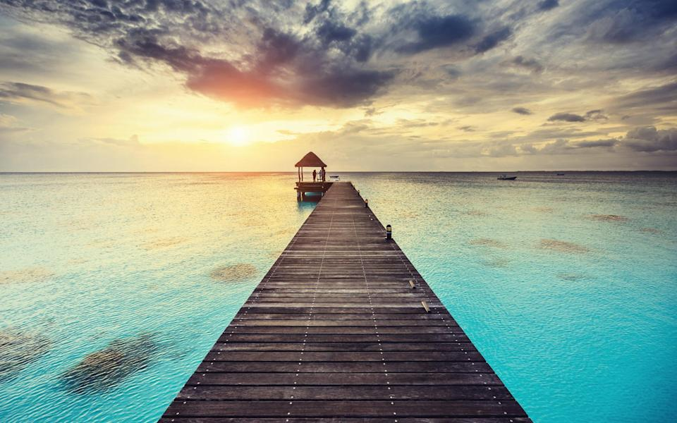 The South Pacific is a destination which crops up in travel fantasies - palm trees whispering above beaches of a fine powder; the sea sighing and swaying as a barely plausible shade of perfect blue - Mlenny Photography