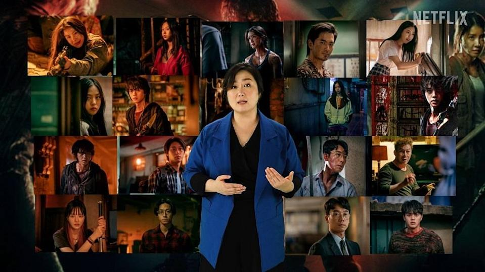Netflix revealed it has invested more than US$700 million to grow its Korean content. ― Picture courtesy of Netflix