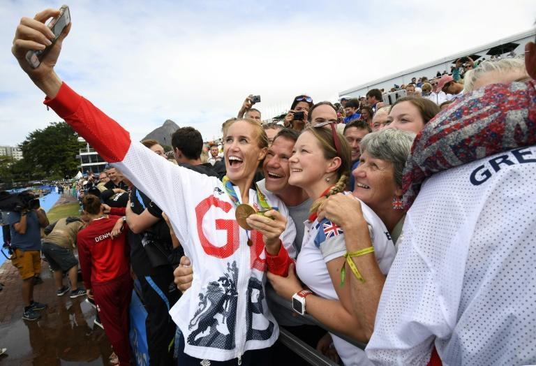British rower Helen Glover will be bidding for a third Olympic gold in Tokyo