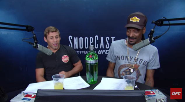 UFC Hall of Famer Urijah Faber and Snoop Dogg host a series on UFC Fight Pass.