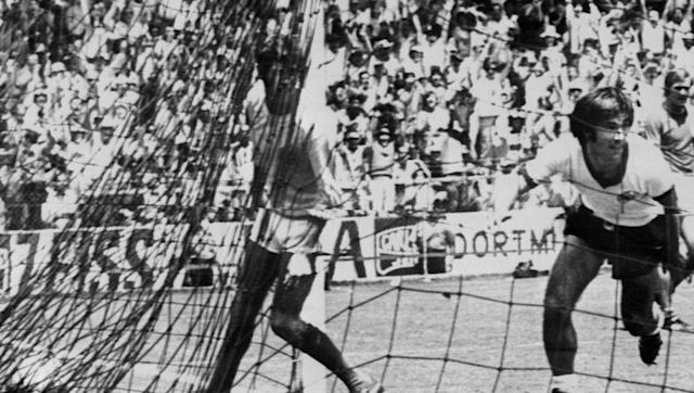 <p>With the Germans still burning with events of four years earlier, Die Mannschaft had their revenge at the World Cup Quarter-Finals of 1970 in Mexico.</p> <br><p>Alan Mullery and Peters had given England a commanding lead in Leon and with just over twenty minutes to play, it seemed Germany were to fall to England yet again at a major tournament.</p> <br><p>Goals from Uwe Seeler and Franz Beckenbauer leveled things up however, as the the game went to extra time for the second major competition running.</p> <br><p>West Germany had recorded their first victory over England in 1968 and were to inflict the second-successive loss on Ramsey's side when in the 108th-minute, Gerd Muller gave his country a 3-2 lead, as they knocked out England, before losing to Italy 4-3 in the final in what has been dubbed the 'Game of the Century'.</p>
