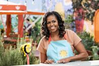 """<p>One of the latest Netflix offerings from <a href=""""https://www.oprahdaily.com/entertainment/tv-movies/a27323589/barack-michelle-obama-list-netflix-shows/"""" rel=""""nofollow noopener"""" target=""""_blank"""" data-ylk=""""slk:Barack and Michelle Obama's production company"""" class=""""link rapid-noclick-resp"""">Barack and Michelle Obama's production company</a>, <em>Waffles + Mochi </em>is a delightful kids' show that celebrates fresh ingredients...and puppets. In <em>Waffles + Mochi</em>, the show's titular puppets meet with some of the world's most famous chefs, like Samin Nosrat and Jose Andres, to learn about food from around the world. Michelle Obama encourages Waffles and Mochi on their journey away from the """"land of frozen foods"""" and toward fruits and vegetables. Mrs. Obama called <em>Waffles + Mochi </em>a <a href=""""https://www.oprahdaily.com/entertainment/tv-movies/a35842331/michelle-obama-waffles-mochi-interview/"""" rel=""""nofollow noopener"""" target=""""_blank"""" data-ylk=""""slk:&quot;continuation&quot; of the work she started at the White House"""" class=""""link rapid-noclick-resp"""">""""continuation"""" of the work she started at the White House</a> to encourage healthy eating<em>. </em></p><p><a class=""""link rapid-noclick-resp"""" href=""""https://www.netflix.com/search?q=waffles+and+mochi&jbv=81035680"""" rel=""""nofollow noopener"""" target=""""_blank"""" data-ylk=""""slk:Watch Now"""">Watch Now</a></p>"""