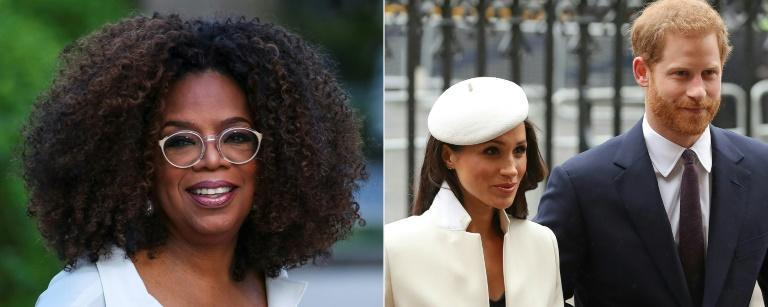 Morgan was recently cleared of breaking British broadcasting rules for questioning claims made by Prince Harry and his wife Meghan to Oprah Winfrey earlier this year (AFP/Kena Betancur, Daniel LEAL-OLIVAS)
