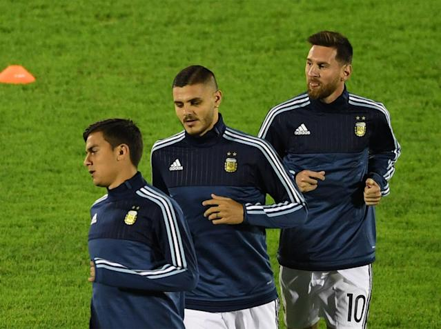 Argentina World Cup squad: Jorge Sampaoli seeing sense on Paulo Dybala but it's heartbreak for Mauro Icardi