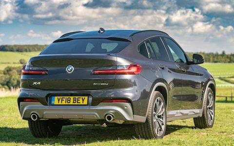 Dow0085093. James Foxall long term test car for DT Motoring. Picture shows James Foxall's new long term test car a BMW X4. Picture date 13/09/2018 - Credit: Andrew crowley
