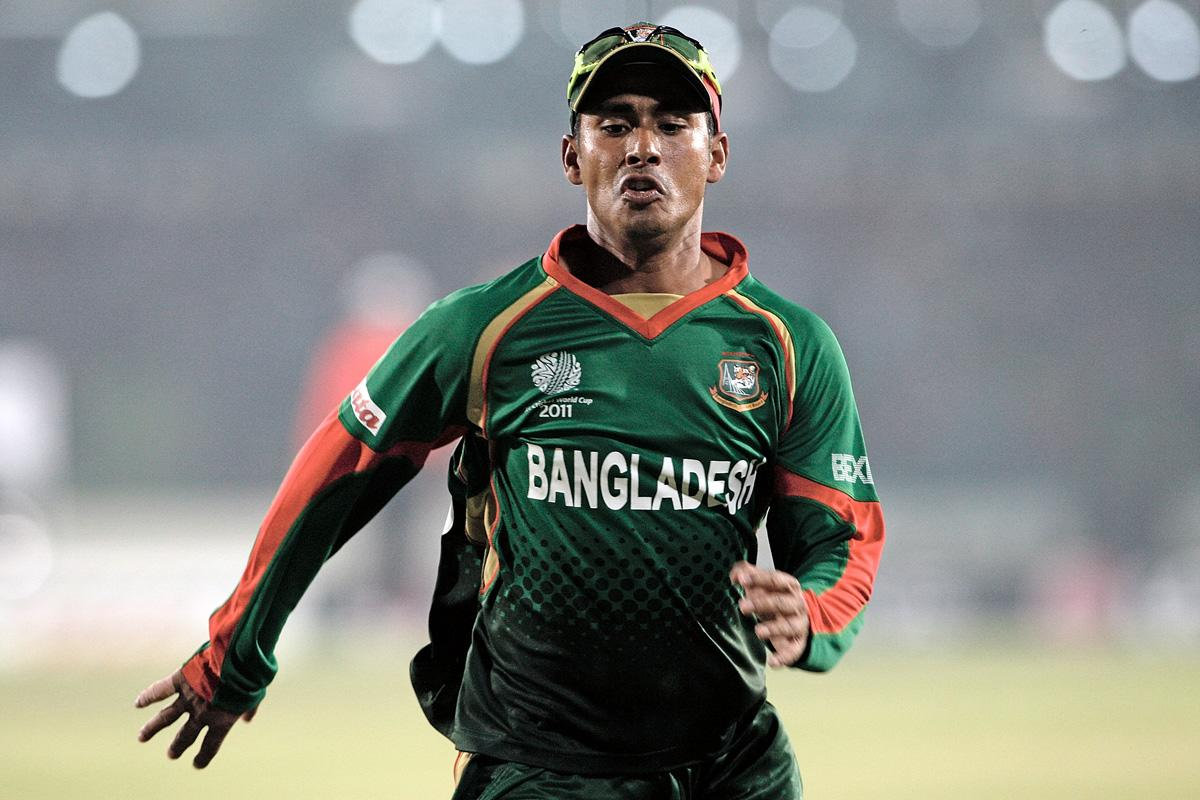Ashraful, suspended on 4 June 2013, by Bangladesh authorities after confessing to match-fixing, was Test cricket's youngest ever century-maker.