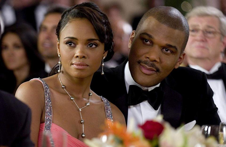 "<p><strong>Cast: </strong>Tyler Perry, Janet Jackson, Tasha Smith, Jill Scott, Malik Yoba, Richard T. Jones<br></p><p>A Tyler Perry original, the movie follows eight married friends on their annual trip to Colorado. But as it's revealed that one pair is grappling with infidelity, it prompts the others to take a look at their own relationships.</p><p><a class=""link rapid-noclick-resp"" href=""https://www.amazon.com/gp/video/detail/B0015U7X6S/ref=atv_dl_rdr?tag=syn-yahoo-20&ascsubtag=%5Bartid%7C10072.g.28122982%5Bsrc%7Cyahoo-us"" rel=""nofollow noopener"" target=""_blank"" data-ylk=""slk:Watch Now"">Watch Now</a></p>"
