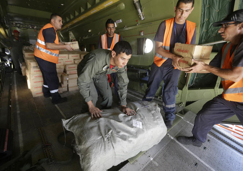 US faces tough challenges to deliver aid in Syria