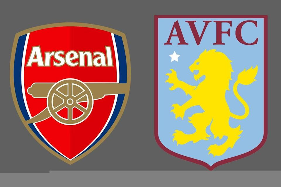 Arsenal-Aston Villa