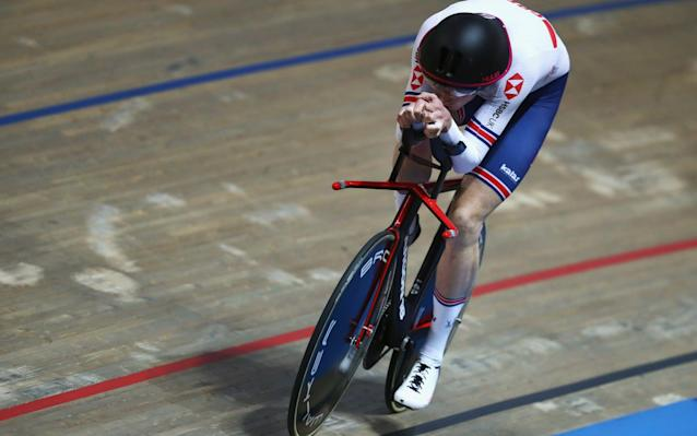 John Archibald was selected to ride for GB off the back of strong performances for Huub-Wattbike - Getty Images Sport