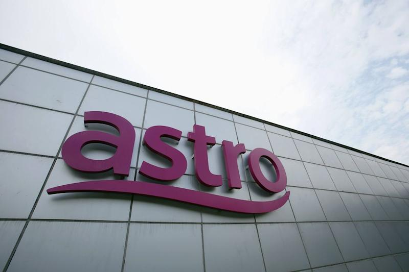 Astro Malaysia Holdings Bhd reported RM16.58 million net profit in the second quarter of last financial year. ― Reuters pic